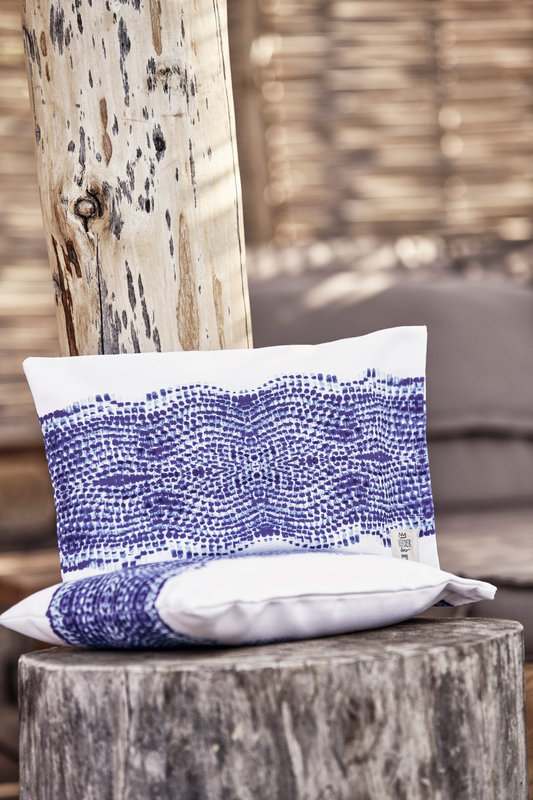Blue Palace; a Luxury Collection Hotel-Bleecker & Love Beach Pillows<br/>Image from Leonardo