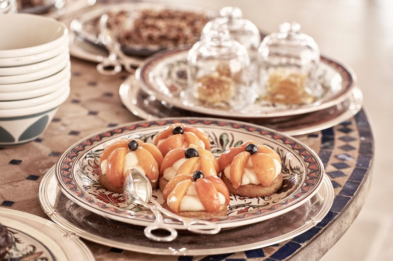 Blue Palace; a Luxury Collection Hotel-Haven - Breakfast Menu Highlights<br/>Image from Leonardo