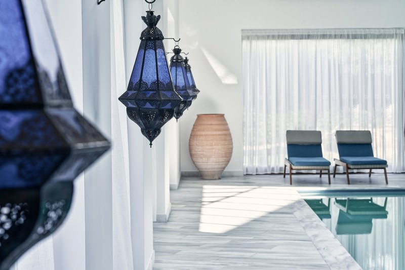 Blue Palace; a Luxury Collection Hotel-The Elounda Spa<br/>Image from Leonardo