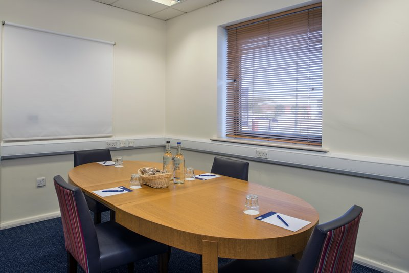 Holiday Inn Express Leicester City-The Boardroom<br/>Image from Leonardo