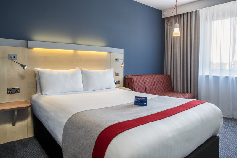 Holiday Inn Express Leicester City-Double Bed<br/>Image from Leonardo
