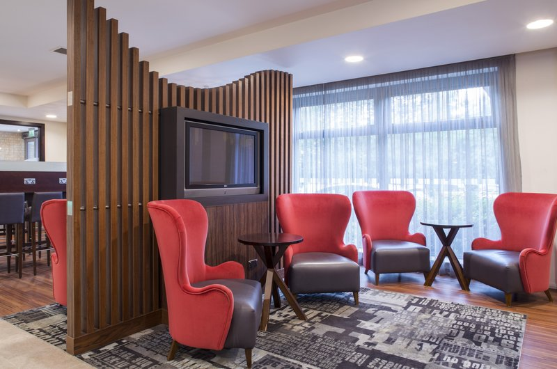 Holiday Inn Express Leicester City-Comfy Lounge<br/>Image from Leonardo