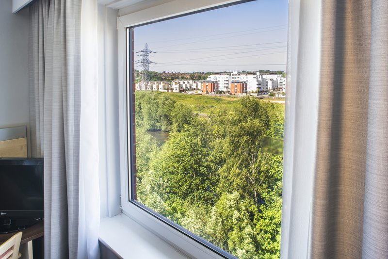 Holiday Inn Express Leicester City-A room view<br/>Image from Leonardo