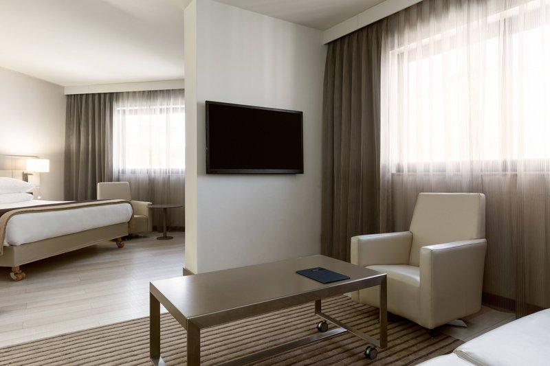 AC Hotel Nice-King Garden View Junior Suite - Living Area<br/>Image from Leonardo