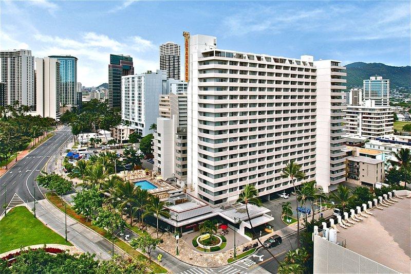 Ambassador Hotel Waikiki-AMBHero Shot<br/>Image from Leonardo