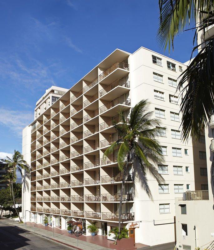 Pearl Hotel Waikiki - Pearl Exterior <br/>Image from Leonardo