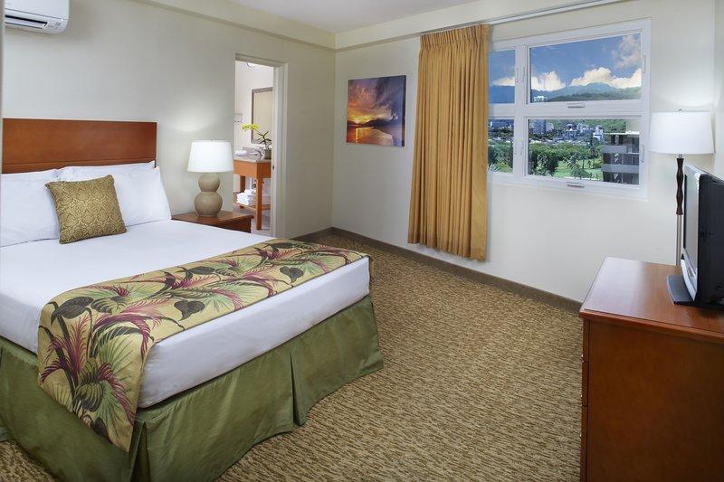 Pearl Hotel Waikiki - Pearl Bedroom Bedroom <br/>Image from Leonardo