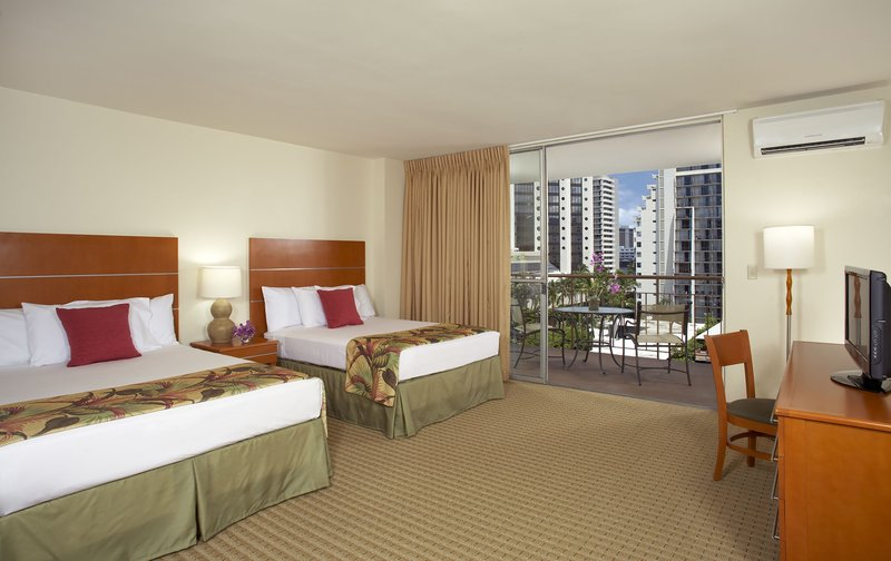 Pearl Hotel Waikiki - Pearl Junior Suite <br/>Image from Leonardo