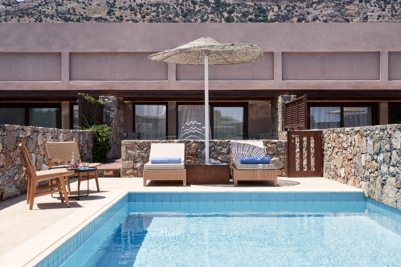 Blue Palace; a Luxury Collection Hotel-Two-Bedroom Guest Room - Outdoor Space<br/>Image from Leonardo