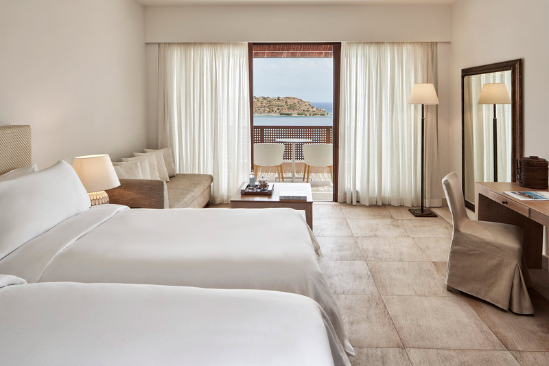 Blue Palace; a Luxury Collection Hotel-Twin/Twin Superior Bungalow Guest Room<br/>Image from Leonardo