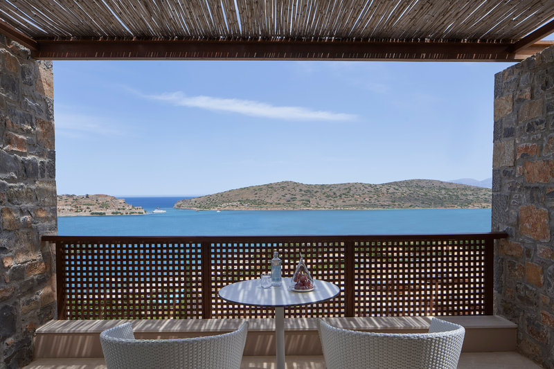 Blue Palace; a Luxury Collection Hotel-Superior Bungalow Sea View Balcony<br/>Image from Leonardo