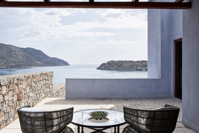 Blue Palace; a Luxury Collection Hotel-Two Bedroom Villa Veranda<br/>Image from Leonardo