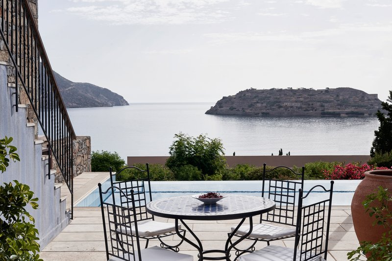 Blue Palace; a Luxury Collection Hotel-Two Bedroom Villa Terrace & Pool<br/>Image from Leonardo