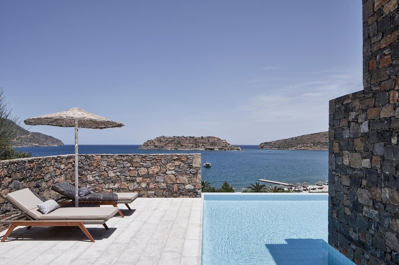 Blue Palace; a Luxury Collection Hotel-Deluxe Suite Sea View Private Pool<br/>Image from Leonardo
