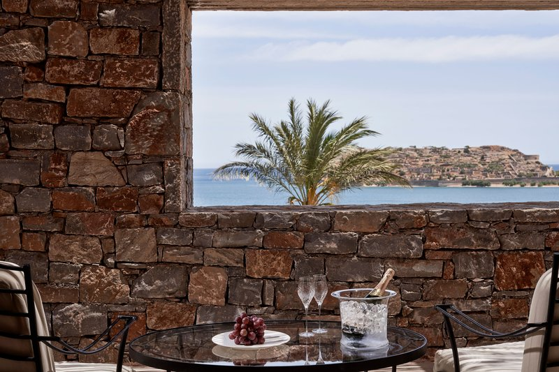 Blue Palace; a Luxury Collection Hotel-The Grand Villa View<br/>Image from Leonardo