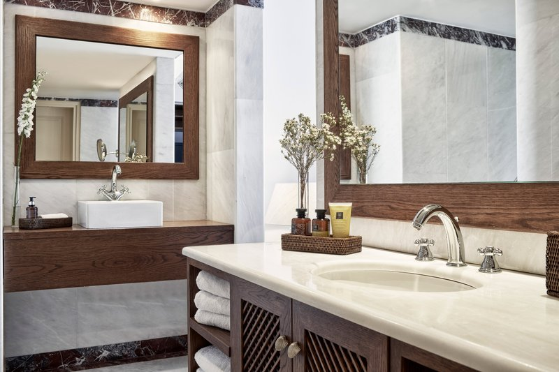 Blue Palace; a Luxury Collection Hotel-Two Bedroom Villa Bathroom<br/>Image from Leonardo