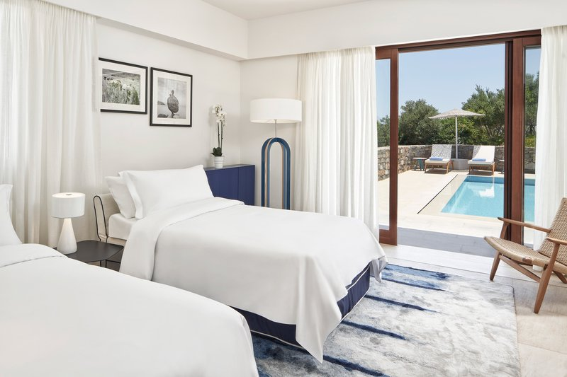 Blue Palace; a Luxury Collection Hotel-Twin/Twin Island Luxury Suite<br/>Image from Leonardo