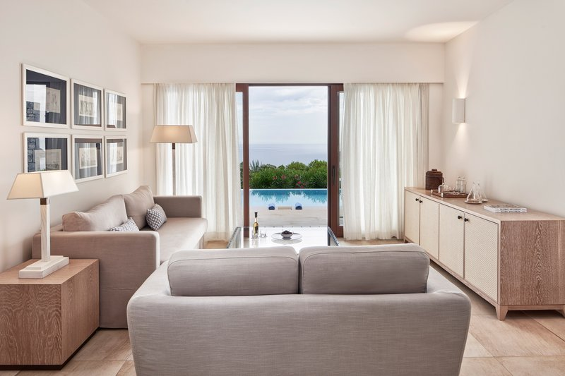 Blue Palace; a Luxury Collection Hotel-Mediterranean Maisonette Suite<br/>Image from Leonardo