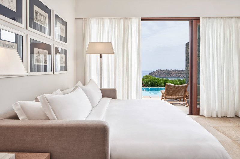 Blue Palace; a Luxury Collection Hotel-Mediterranean Maisonette Suite - Sofa Bed<br/>Image from Leonardo