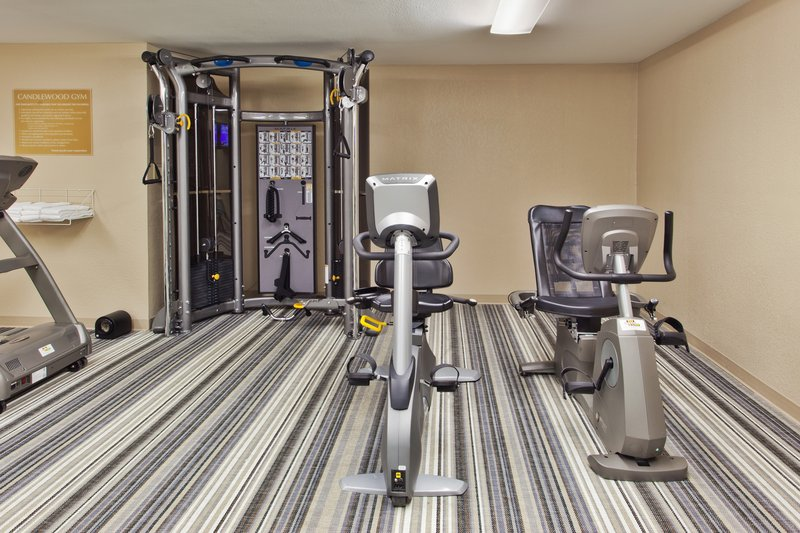 Candlewood Suites Oklahoma City-Fitness Center<br/>Image from Leonardo
