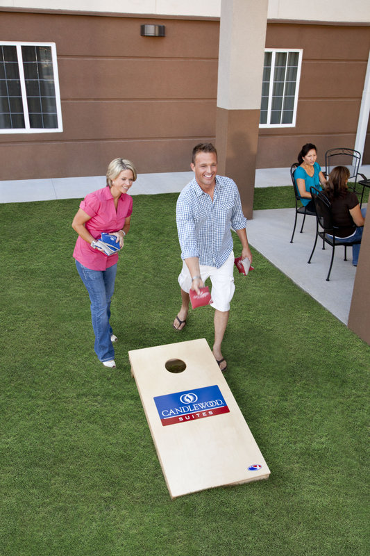 Candlewood Suites Oklahoma City-Come join us for a game of bean bag toss!<br/>Image from Leonardo