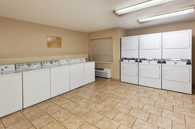 Candlewood Suites Oklahoma City-Toss in a load of laundry anytime of the day or night for free!<br/>Image from Leonardo