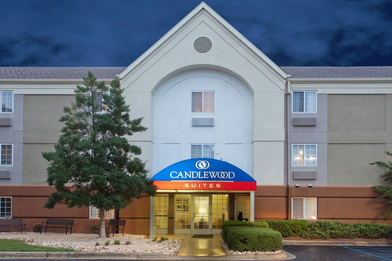 Candlewood Suites Oklahoma City-Welcome Home!<br/>Image from Leonardo