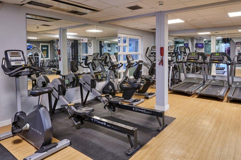 Holiday Inn Leeds - Garforth-Gym <br/>Image from Leonardo