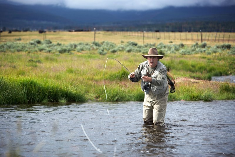 Holiday Inn Express Fraser - Winter Park Area-World class fly fishing in Colorado's Rocky Mountain Playground<br/>Image from Leonardo