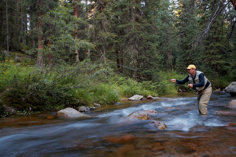 Holiday Inn Express Fraser - Winter Park Area-Come fly fish in Rockies Playground near Winter Park, Colorado<br/>Image from Leonardo