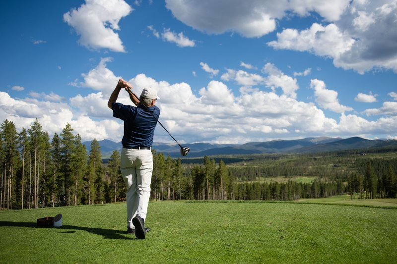 Holiday Inn Express Fraser - Winter Park Area-Golf in Grand County the heart of the Rockies Playground.<br/>Image from Leonardo