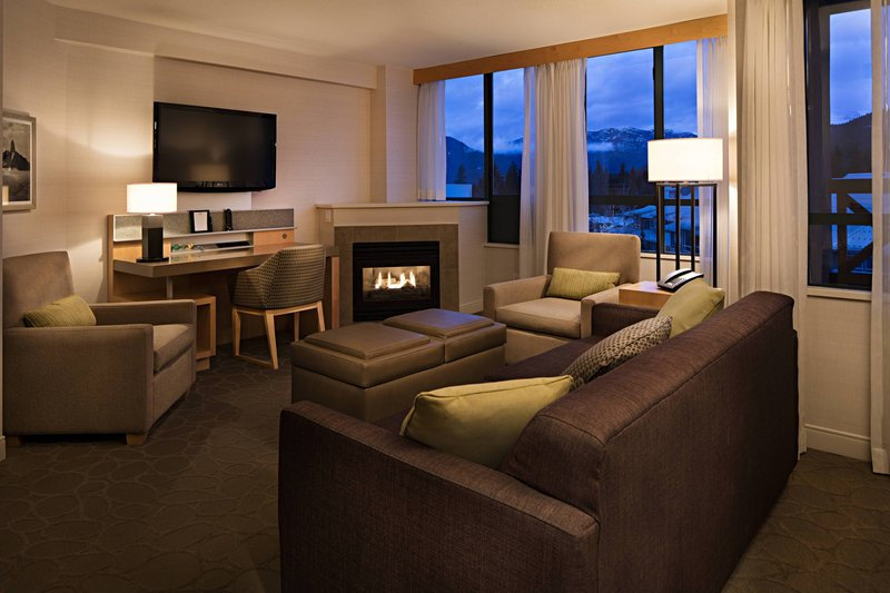 Delta Whistler Village Suites-One-Bedroom Mountain View Suite<br/>Image from Leonardo