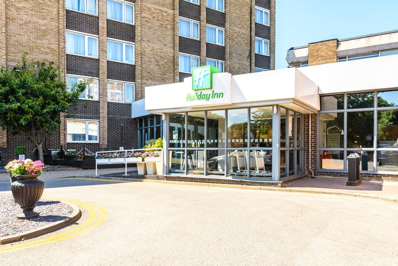 Holiday Inn Portsmouth-Entrance<br/>Image from Leonardo