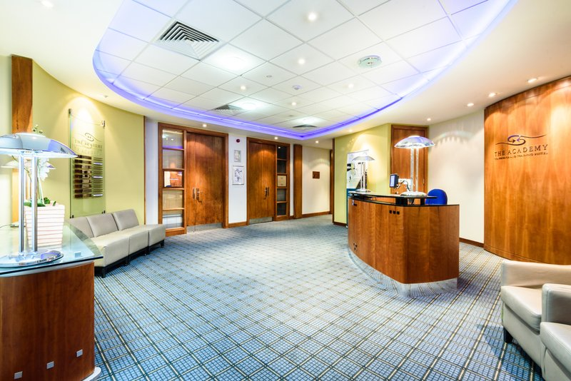 Holiday Inn Portsmouth-Reception Area<br/>Image from Leonardo
