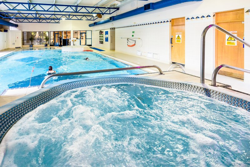 Holiday Inn Portsmouth-Our pool area is a perfect retreat for health and wellness.<br/>Image from Leonardo
