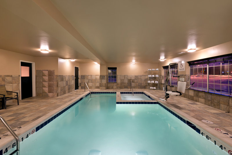 Holiday Inn Express Fraser - Winter Park Area-Relax by our indoor Swimming Pool<br/>Image from Leonardo