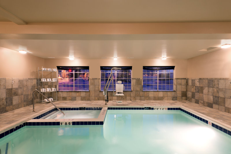 Holiday Inn Express Fraser - Winter Park Area-Our indoor Swimming Pool is equipped with ADA/Handicapped Lift<br/>Image from Leonardo
