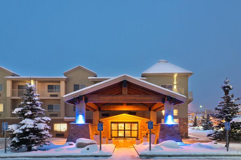 Holiday Inn Express Fraser - Winter Park Area-Entrance<br/>Image from Leonardo
