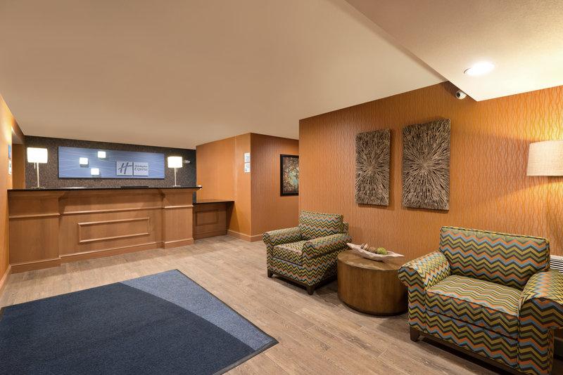 Holiday Inn Express Fraser - Winter Park Area-Welcome!<br/>Image from Leonardo