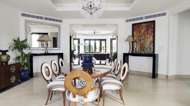CuisinArt Golf Resort & Spa.-Oasis Villa Dining Room<br/>Image from Leonardo