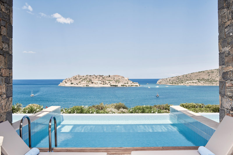 Blue Palace; a Luxury Collection Hotel-Superior Bungalow Pool View Guest Room<br/>Image from Leonardo