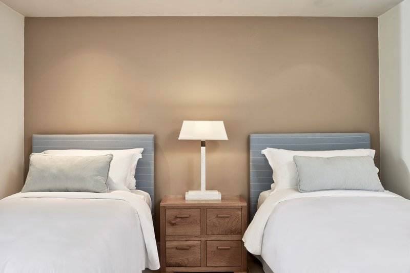 Blue Palace; a Luxury Collection Hotel-Twin/Twin Royal Blue Villa Bedroom<br/>Image from Leonardo