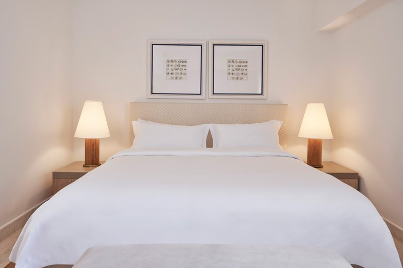 Blue Palace; a Luxury Collection Hotel-Junior King Suite Bedroom<br/>Image from Leonardo
