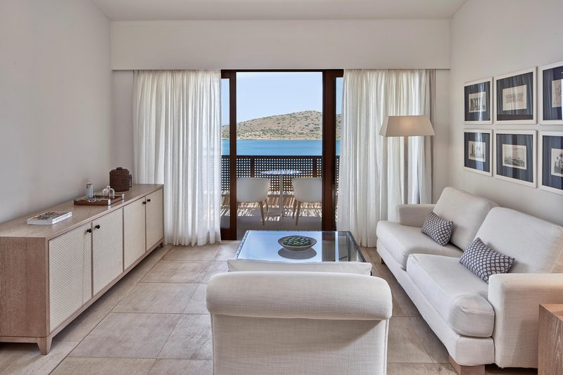 Blue Palace; a Luxury Collection Hotel-Junior Suite Sea View<br/>Image from Leonardo