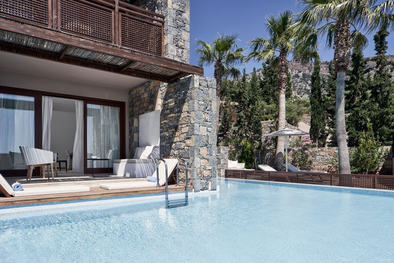 Blue Palace; a Luxury Collection Hotel-Junior Suite Pool<br/>Image from Leonardo