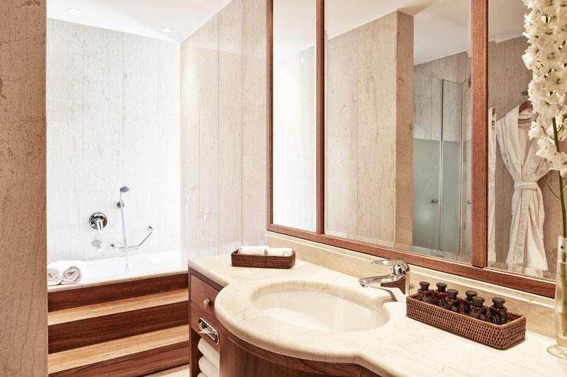 Blue Palace; a Luxury Collection Hotel-Junior Suite Bathroom<br/>Image from Leonardo