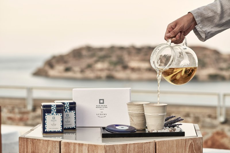 Blue Palace; a Luxury Collection Hotel-Arsenali Lounge Bar - Afternoon Tea Time<br/>Image from Leonardo