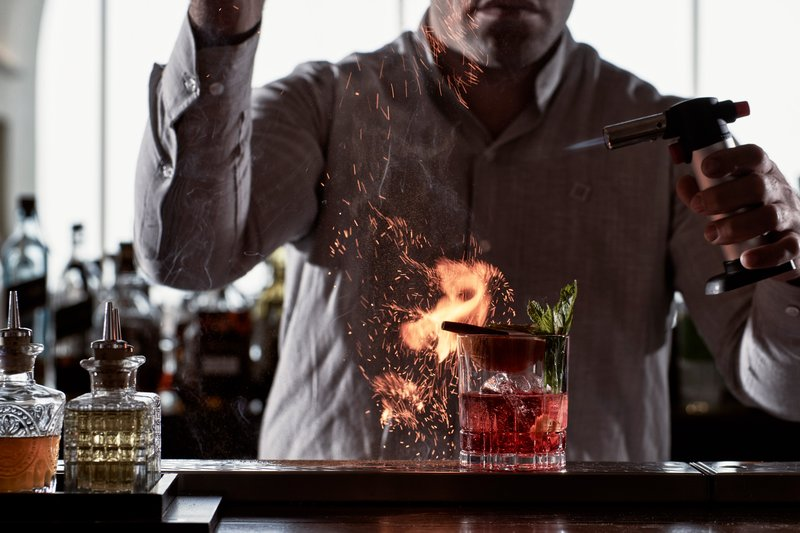 Blue Palace; a Luxury Collection Hotel-Arsenali Lounge Bar - Cocktail<br/>Image from Leonardo