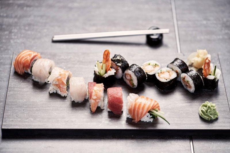 Blue Palace; a Luxury Collection Hotel-Arsenali Lounge Bar - Sushi Evenings<br/>Image from Leonardo