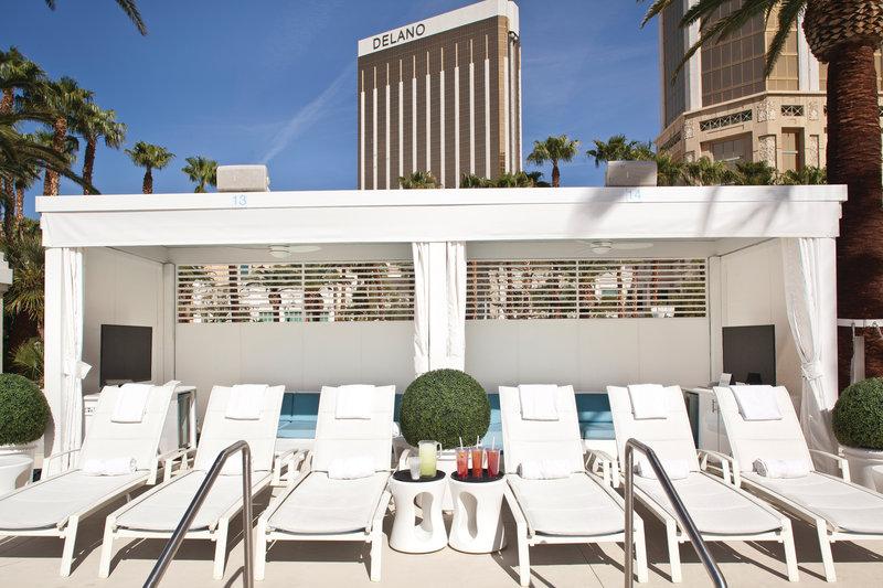 Delano Las Vegas at Mandalay Bay-Delano Cabana<br/>Image from Leonardo